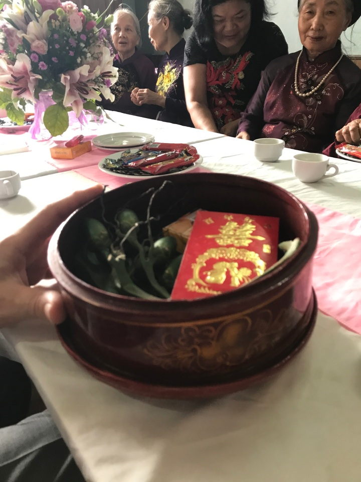 The Vietnamese Wedding