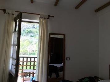 our room in berat